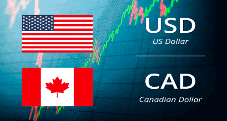 USD/CAD witnessed some follow-through selling
