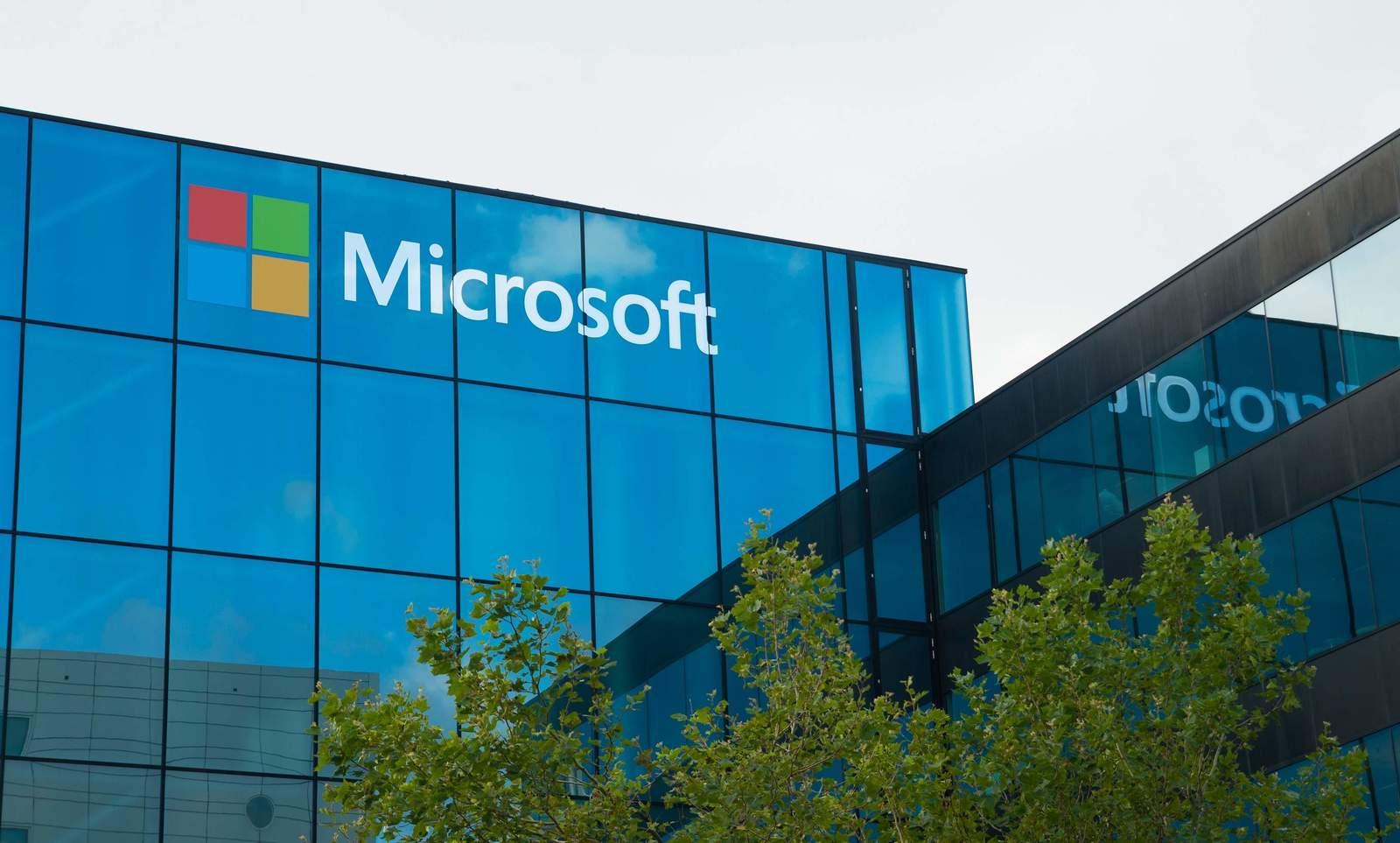 Microsoft f