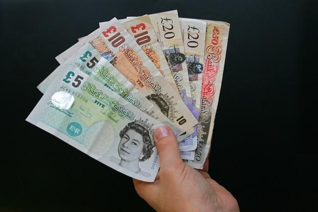 Pfund 5
