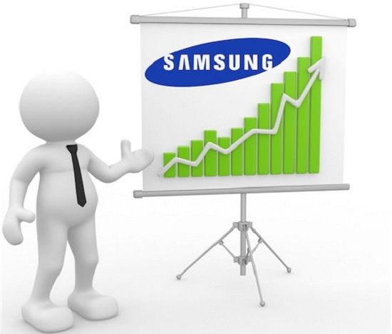 Samsung guadagna 3