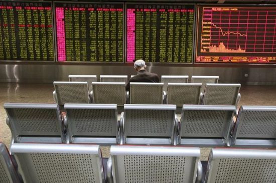 China's stock market crash down 6% on Thursday