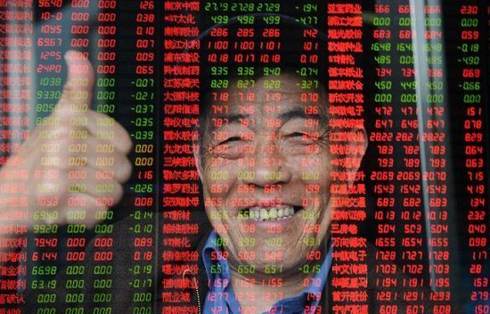 Markets in China are on recovery mode on Friday