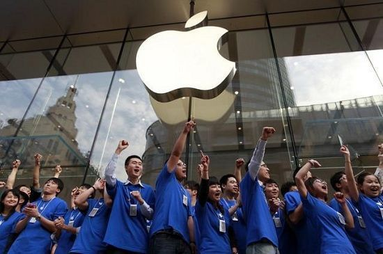 Apple are looking to get more involved in China