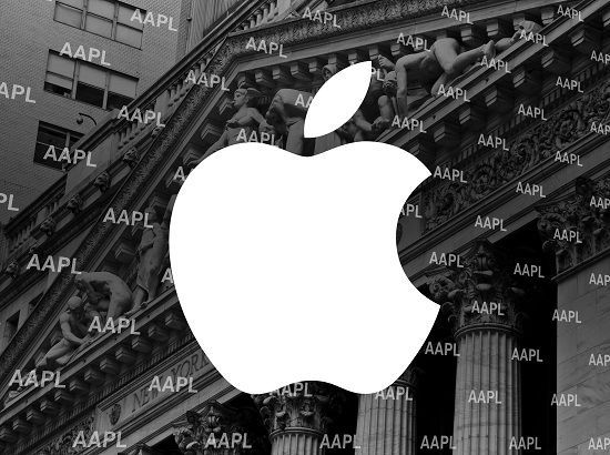 Langsame iPhone-Verkäufe ließen die Apple-Aktie um 8% fallen