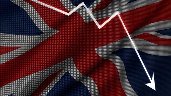 El GBP se está estrellando desde la decisión del Brexit