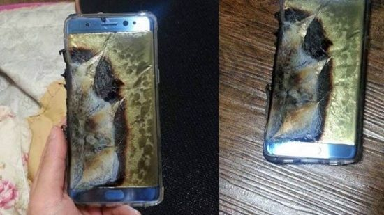 Samsung is recalling the Galaxy Note 7 worldwide