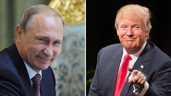 trump and putin getting close?